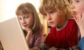 komputer i dzieci